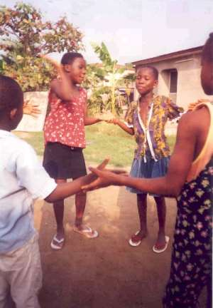 Thugs harassing Tamale Children's Home